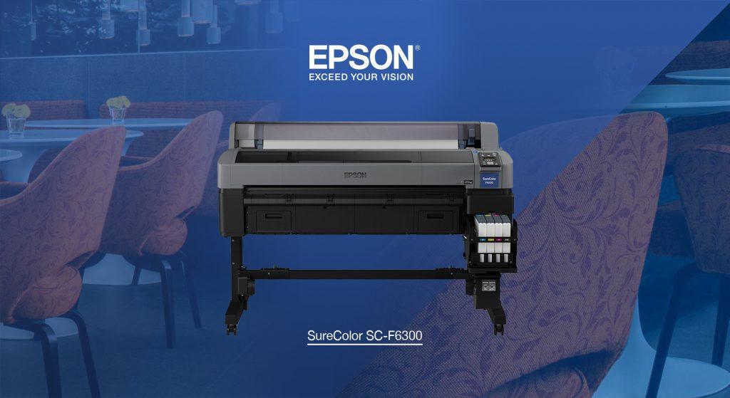 Impresora Sublimación Epson SC F6300