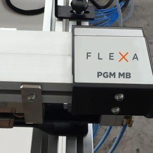 Flexa PGM MB 100 - 200 plegadora flexa