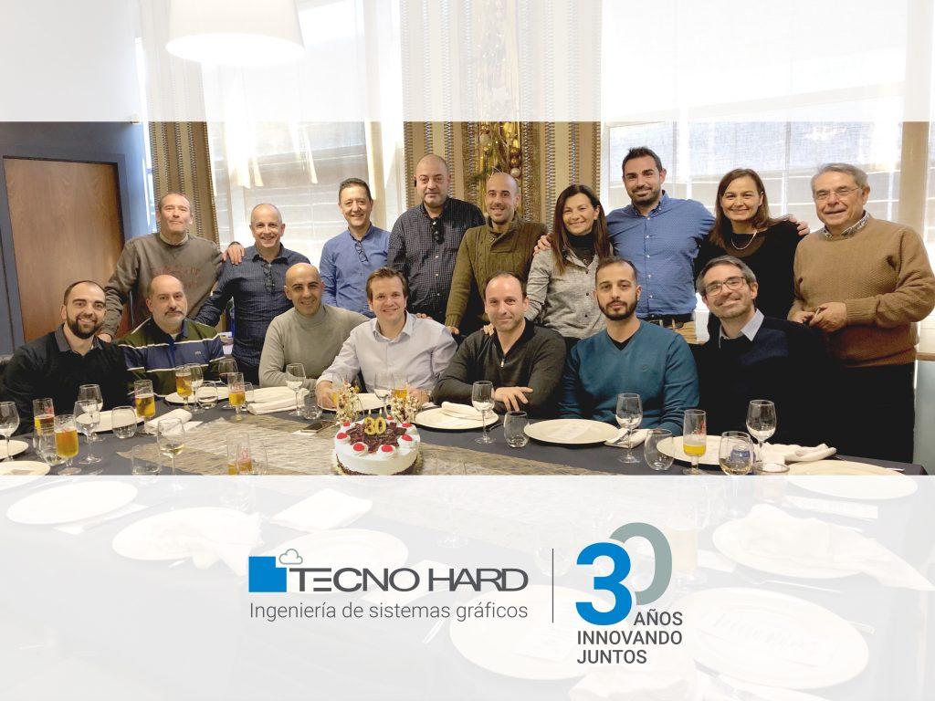 Tecnohrad, 30 años innovando juntos